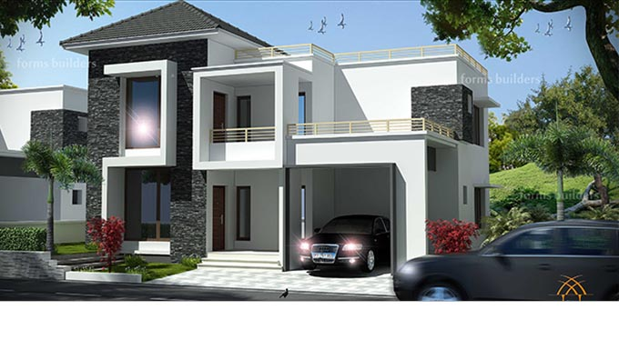 houses in trichur
