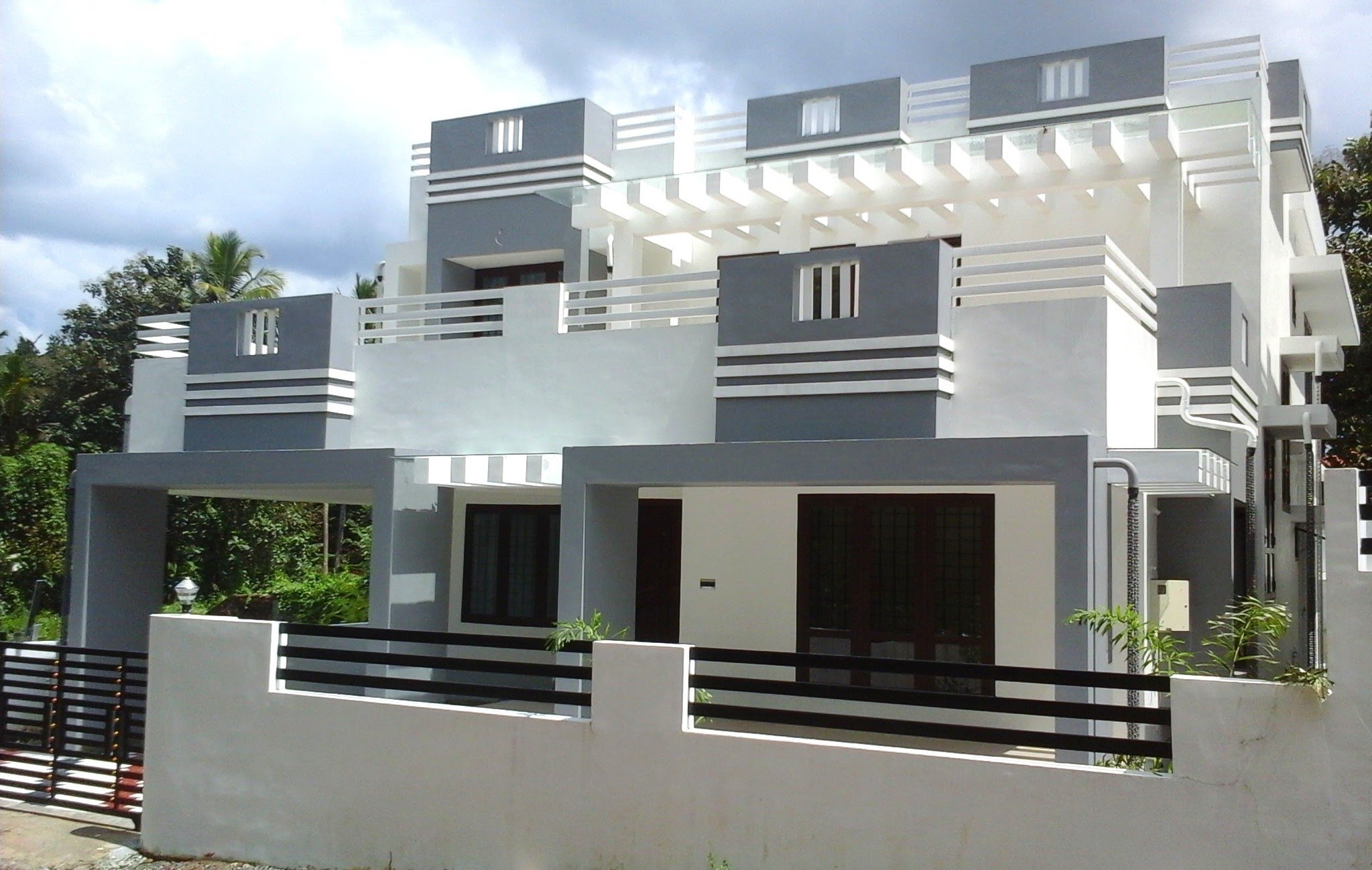 Villas In Thrissur Town Villas In Trichur Thrissur Villas
